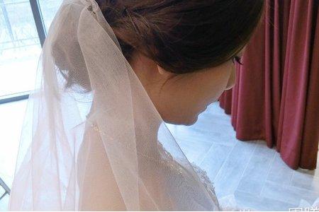 皇閔&雅雯 訂結婚宴客造型