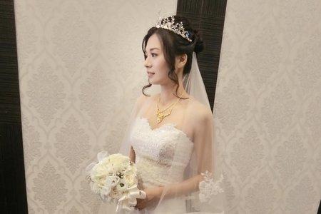婚禮單妝髮