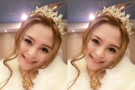 公主眼妝好美麗