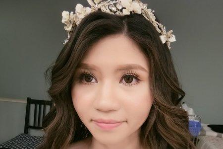 試妝-浪漫公主風