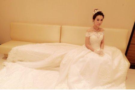 新娘|家怡|