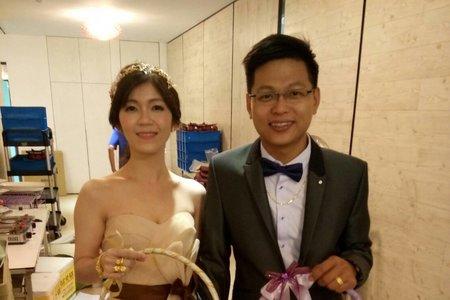 家儀 wedding