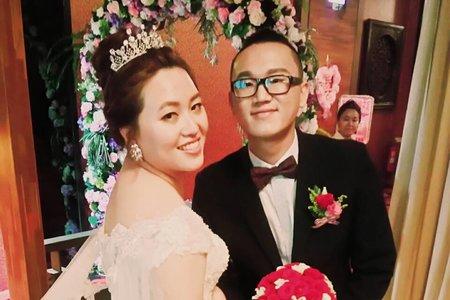 N&F wedding
