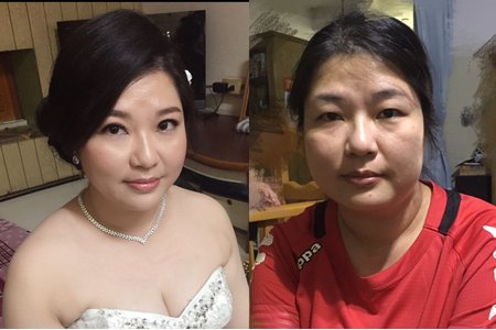 台中 新娘芬伶