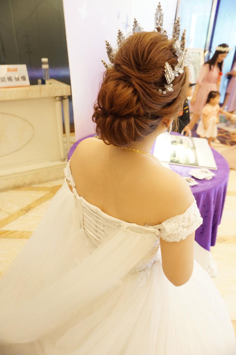 86EABA66-E357-46C8-83C6-DE0AD583D451 - 新娘我最大/蓁蓁 makeup《結婚吧》
