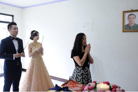 銘峻。于瑱-婚禮攝影