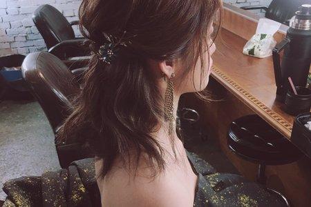 Lisa阿黎彩妝造型