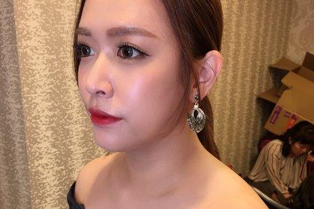 Lisa阿黎彩妝造型[婚宴現場]❤️梃芳
