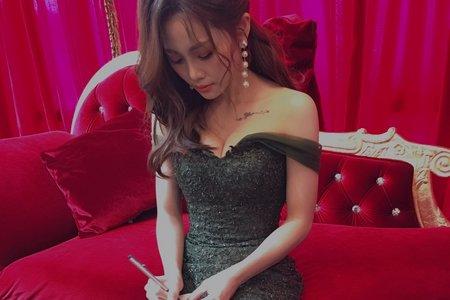 Lisa阿黎彩妝造型[婚宴造型]❤️艾蓁