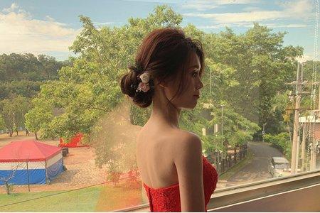 Lisa阿黎彩妝造型「婚宴現場·竹南英吉利」