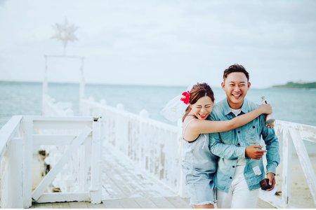 海外婚紗造型師-沖繩