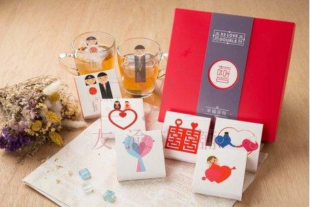 幸福喝茶禮(買6盒送1盒,買10盒送2盒
