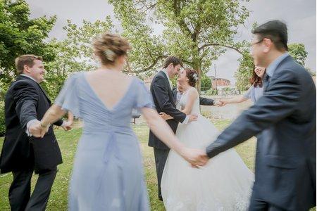 「海外婚禮」英國 - 倫敦婚禮