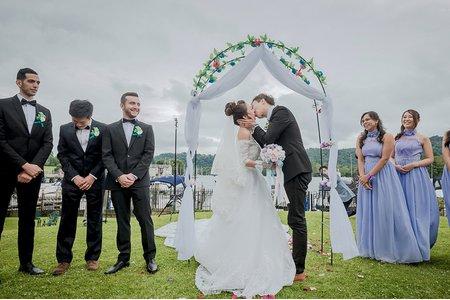 「海外婚禮」英國 - 湖區婚禮