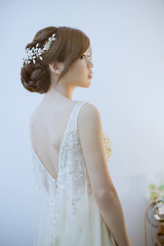(編號:418329) - 亞澐 Wedding 新娘秘書 整體彩妝 - 結婚吧