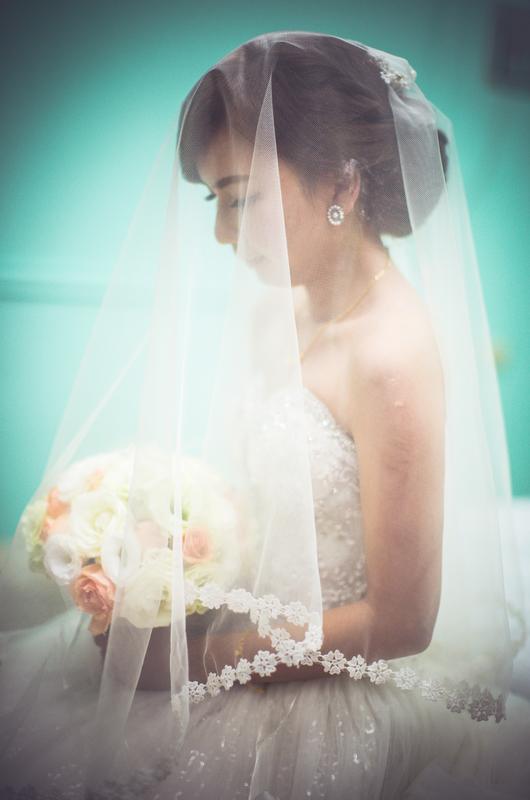 (編號:418367) - 亞澐 Wedding 新娘秘書 整體彩妝 - 結婚吧