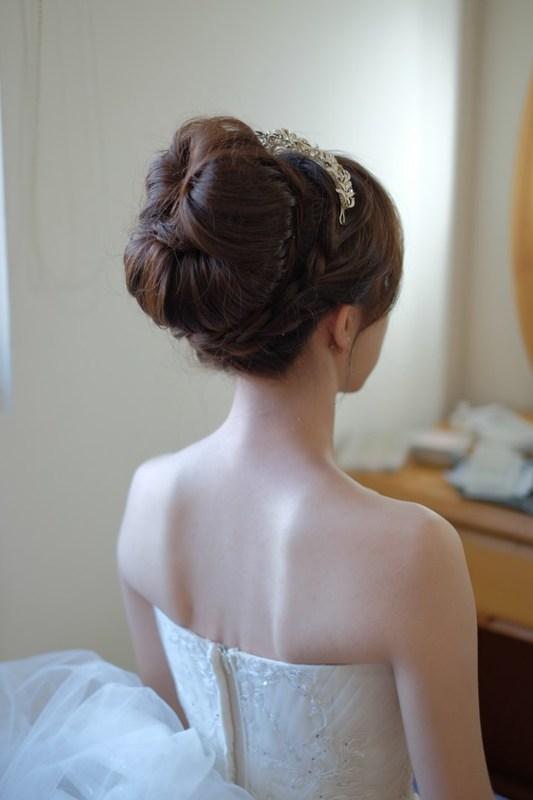 (編號:418641) - 亞澐 Wedding 新娘秘書 整體彩妝 - 結婚吧