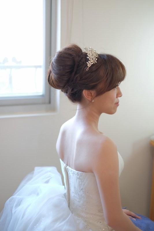 (編號:418643) - 亞澐 Wedding 新娘秘書 整體彩妝 - 結婚吧