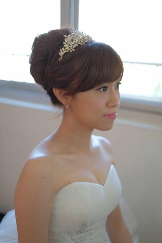 (編號:418647) - 亞澐 Wedding 新娘秘書 整體彩妝 - 結婚吧
