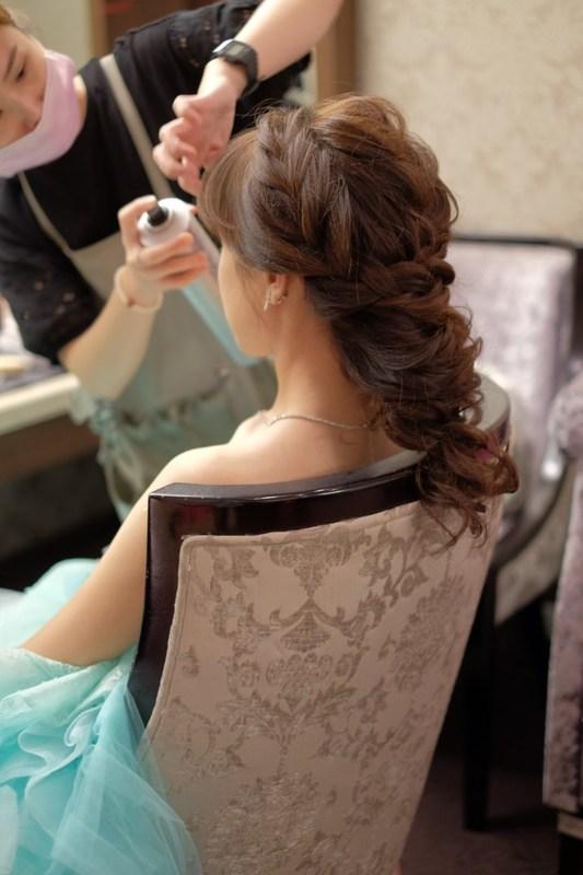 (編號:418682) - 亞澐 Wedding 新娘秘書 整體彩妝 - 結婚吧