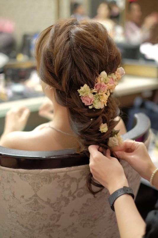 (編號:418685) - 亞澐 Wedding 新娘秘書 整體彩妝 - 結婚吧