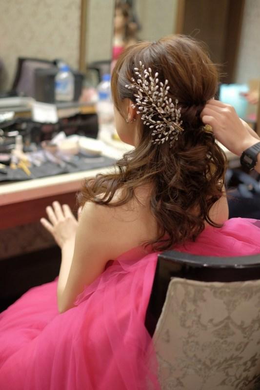 (編號:418702) - 亞澐 Wedding 新娘秘書 整體彩妝 - 結婚吧