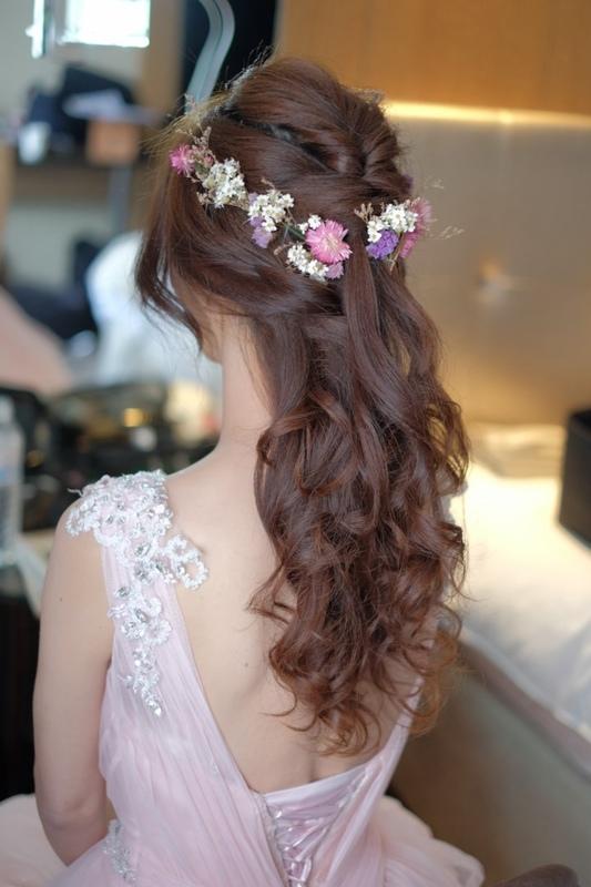 (編號:418928) - 亞澐 Wedding 新娘秘書 整體彩妝 - 結婚吧