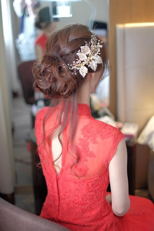 (編號:418939) - 亞澐 Wedding 新娘秘書 整體彩妝 - 結婚吧