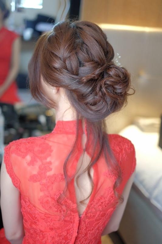 (編號:418944) - 亞澐 Wedding 新娘秘書 整體彩妝 - 結婚吧