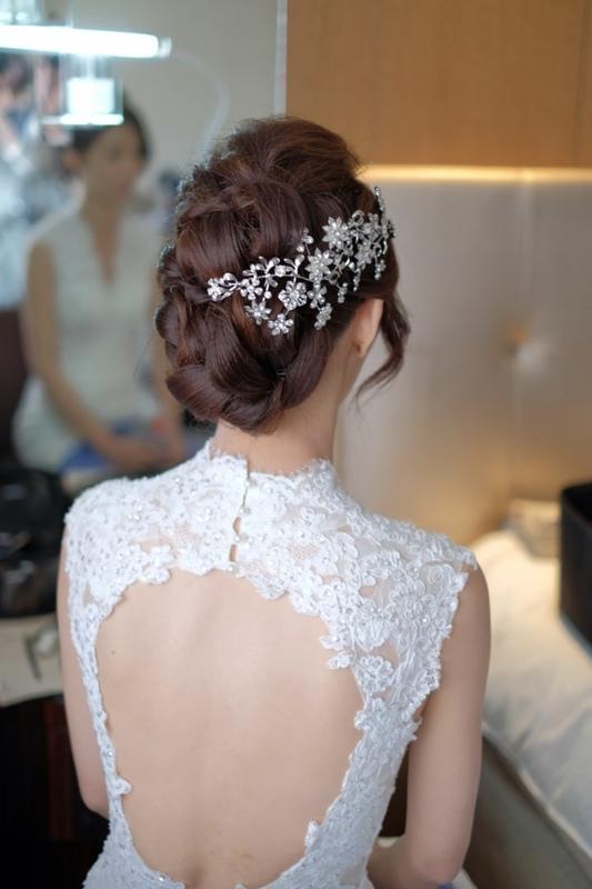 (編號:418956) - 亞澐 Wedding 新娘秘書 整體彩妝 - 結婚吧