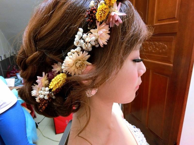 (編號:418987) - 亞澐 Wedding 新娘秘書 整體彩妝 - 結婚吧