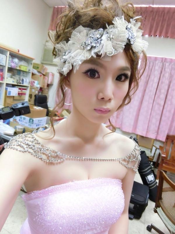 (編號:418998) - 亞澐 Wedding 新娘秘書 整體彩妝 - 結婚吧