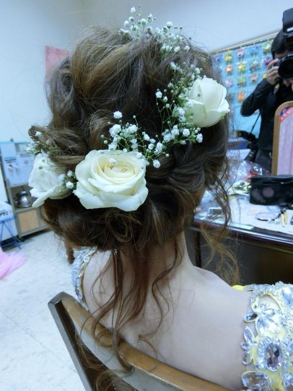 (編號:419008) - 亞澐 Wedding 新娘秘書 整體彩妝 - 結婚吧