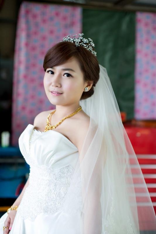 (編號:419013) - 亞澐 Wedding 新娘秘書 整體彩妝 - 結婚吧一站式婚禮服務平台