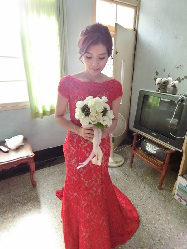 (編號:419042) - 亞澐 Wedding 新娘秘書 整體彩妝 - 結婚吧