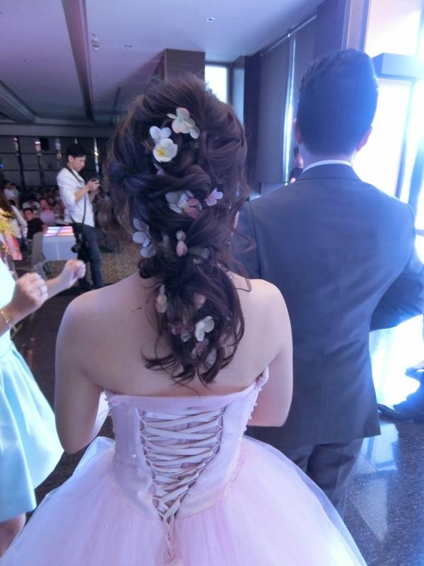 (編號:419061) - 亞澐 Wedding 新娘秘書 整體彩妝 - 結婚吧