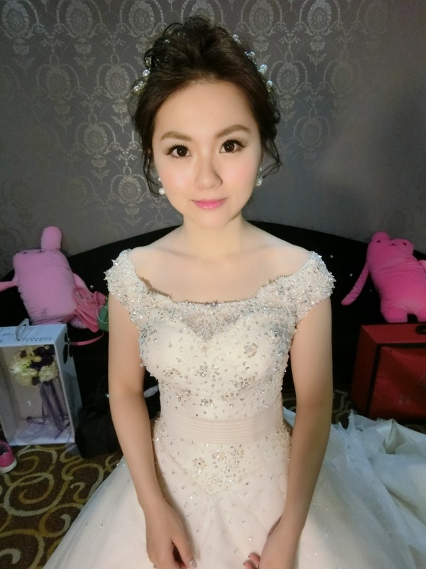 (編號:419066) - 亞澐 Wedding 新娘秘書 整體彩妝 - 結婚吧