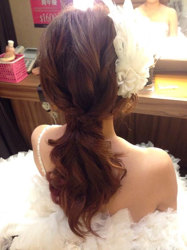 (編號:419629) - 亞澐 Wedding 新娘秘書 整體彩妝 - 結婚吧