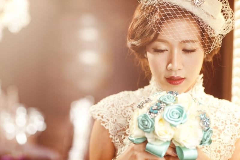 (編號:419672) - 亞澐 Wedding 新娘秘書 整體彩妝 - 結婚吧