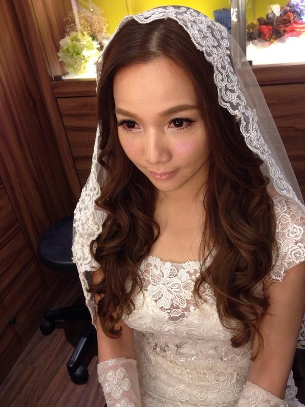 (編號:419695) - 亞澐 Wedding 新娘秘書 整體彩妝 - 結婚吧
