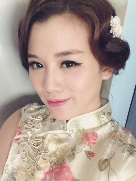 (編號:419699) - 亞澐 Wedding 新娘秘書 整體彩妝 - 結婚吧