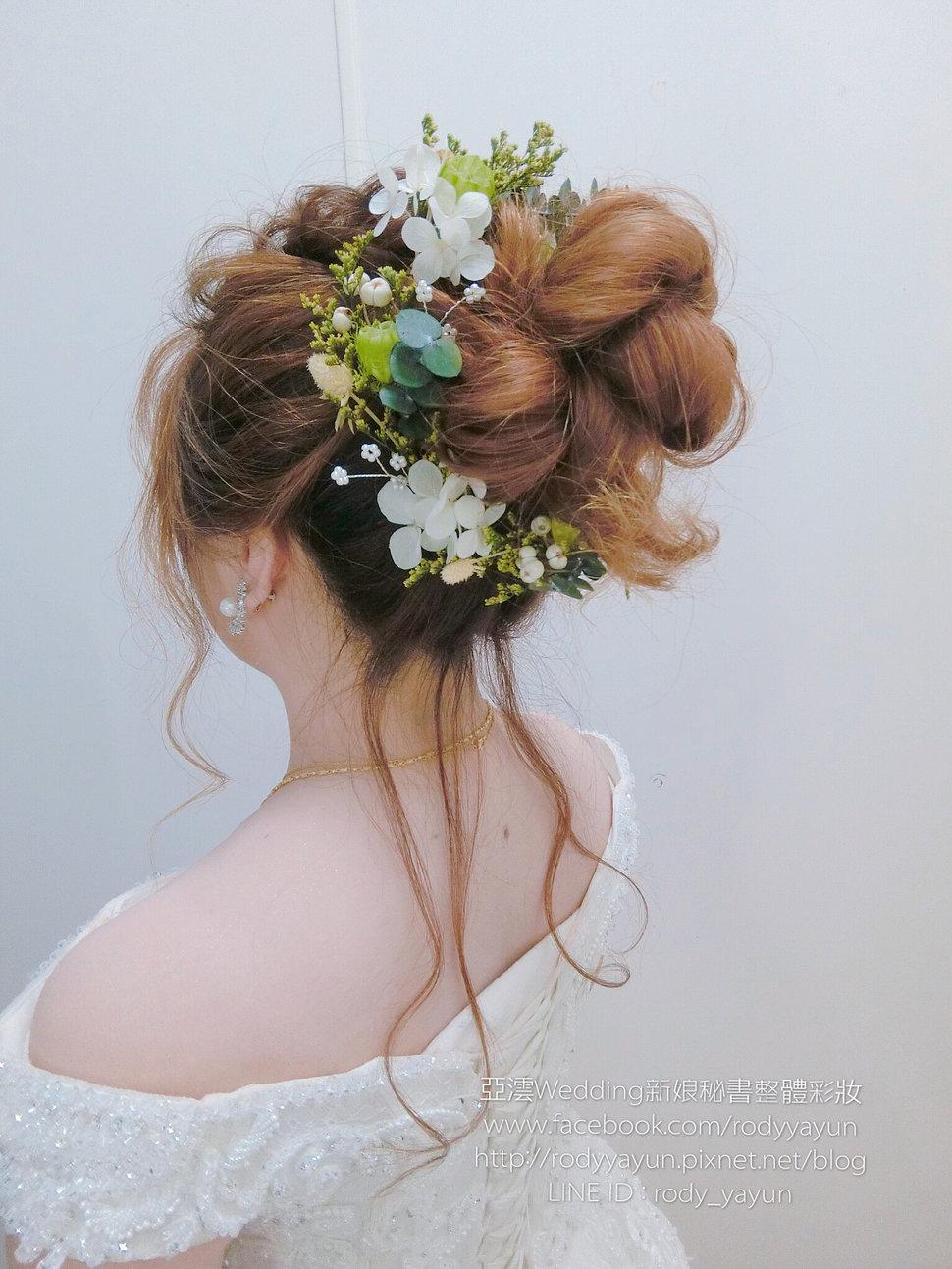 598AAE32-09AA-4347-BF27-BC2045115DB0 - 亞澐 Wedding 新娘秘書 整體彩妝《結婚吧》