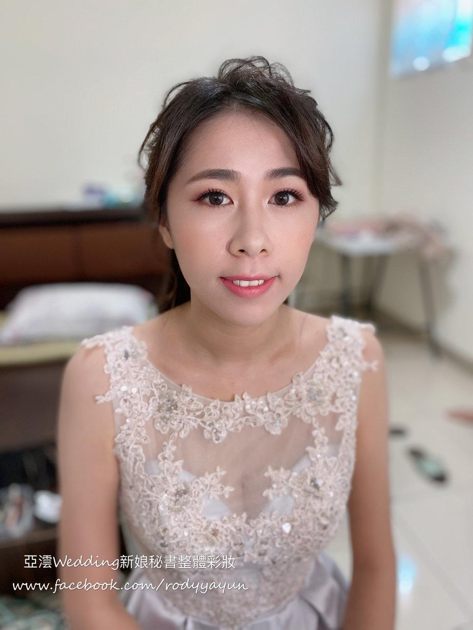273E05E0-E815-4EDF-A3D8-50D3100821B8 - 亞澐 Wedding 新娘秘書 整體彩妝《結婚吧》