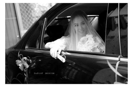 婚禮紀錄~~攝影師 安室 提供