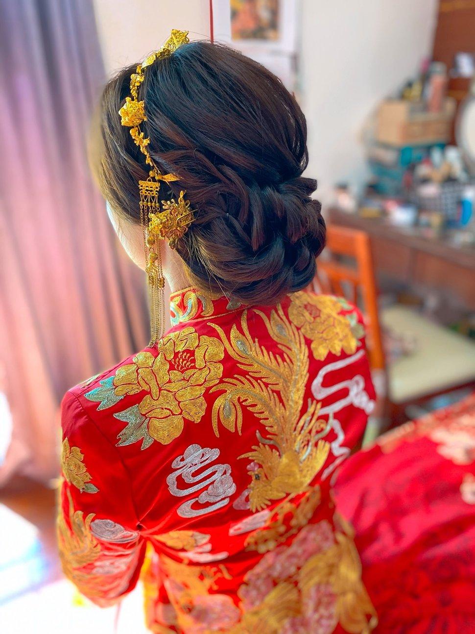 3B7E3806-8839-4919-ABCF-108A67FF7CA5 - 亞澐 Wedding 新娘秘書 整體彩妝《結婚吧》