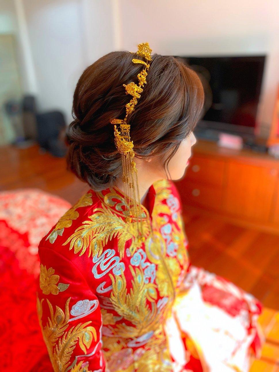 1FD94781-1FDA-48A4-9EE1-30965C3875C8 - 亞澐 Wedding 新娘秘書 整體彩妝《結婚吧》