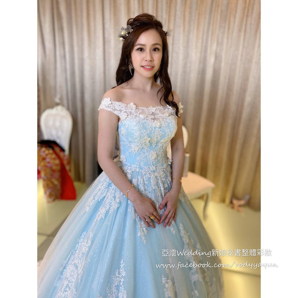 E3F9BB1C-36B0-4F77-AA2B-F3F5164FDCE0 - 亞澐 Wedding 新娘秘書 整體彩妝《結婚吧》