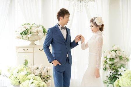 莉米雅手工禮服-國榮VS小漾