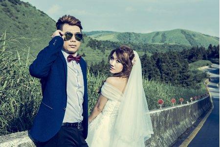 新人婚紗照