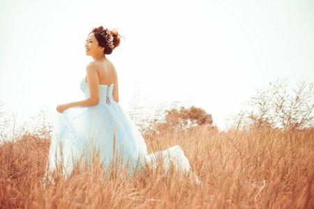 莉米雅8月新人婚紗